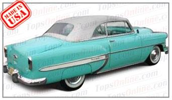 Convertible Tops & Accessories:1953 and 1954 Chevrolet Bel Air & Deluxe