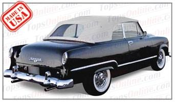 Convertible Tops & Accessories:1953 and 1954 Dodge Coronet & Royal