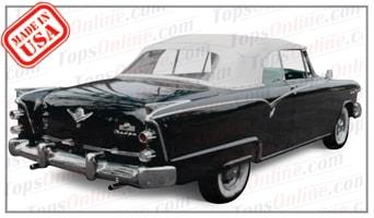 Convertible Tops & Accessories:1955 and 1956 Dodge Coronet, Royal Custom & Custom Lancer