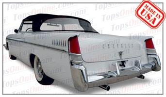 Convertible Tops & Accessories:1956 Chrysler New Yorker & Windsor