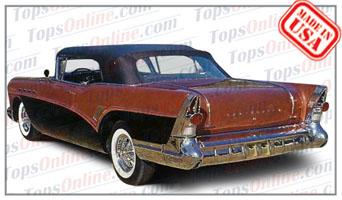Convertible Tops & Accessories:1957 and 1958 Buick Roadmaster 70c, 75c, 76c & Super 56c