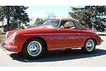 Convertible Tops & Accessories:1958 thru 1962 Porsche 356B Cabriolet T2 & T5