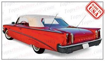 Convertible Tops & Accessories:1960 Edsel Ranger