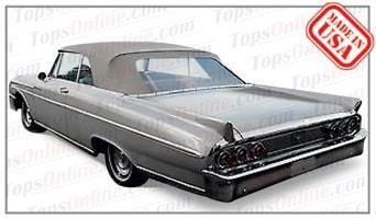 Convertible Tops & Accessories:1961 and 1962 Mercury Monterey & Monterey Custom