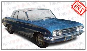 Convertible Tops & Accessories:1961 thru 1964 Buick Electra & Electra 225