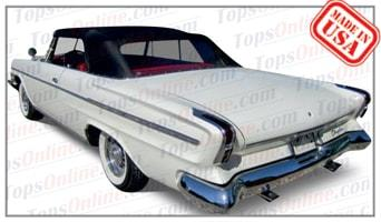 Convertible Tops & Accessories:1962 Chrysler 300 & Newport