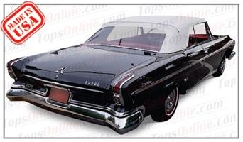 Convertible Tops & Accessories:1962 thru 1964 Dodge Custom 880 (C Body)