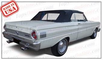 1963 1965 Ford Falcon Futura Sprint Convertible Tops And