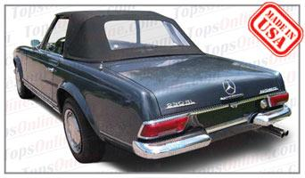 Seat Covers (Factory Style):1963 thru 1967 Mercedes 230SL & 250SL Pagoda (W113 Chassis)