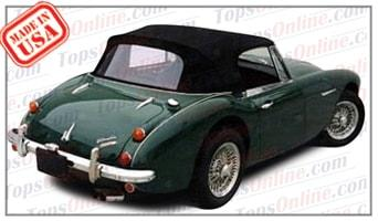 Convertible Tops & Accessories:1963 thru 1968 Austin Healey Roadster 3000 BJ8 Mark 3