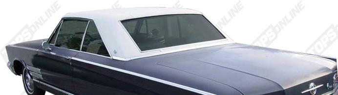 Landau Vinyl Tops:Chrysler 300 - 1964 thru 1970