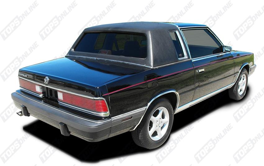 Landau Tops:1964 thru 1993 Chrysler LeBaron