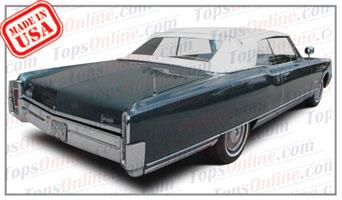 Convertible Tops & Accessories:1965 thru 1970 Oldsmobile 98 & Ninety Eight