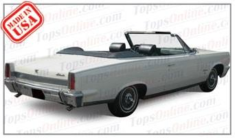 Convertible Tops & Accessories:1967 Ambassador 990