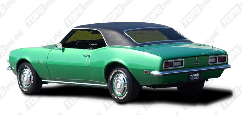 Landau Tops:Chevrolet Camaro - 1967 thru 1981