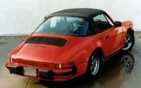 Convertible Tops & Accessories:1967 thru 1994 Porsche Targa 911, 912, Carrera 2, 4 & SC