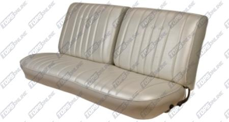 Seat Covers (Factory Style):1968 Chevy Chevelle Coupe Only
