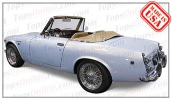 Convertible Tops & Accessories:1968 and 1969 Datsun Sports 1600 SPL311 & Sports 2000 SRL311 Fairlady