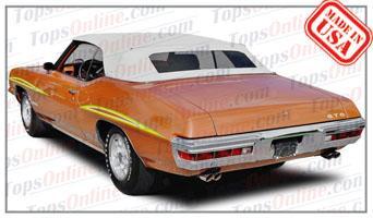 Pontiac - Convertible Tops & Accessories | Topsonline
