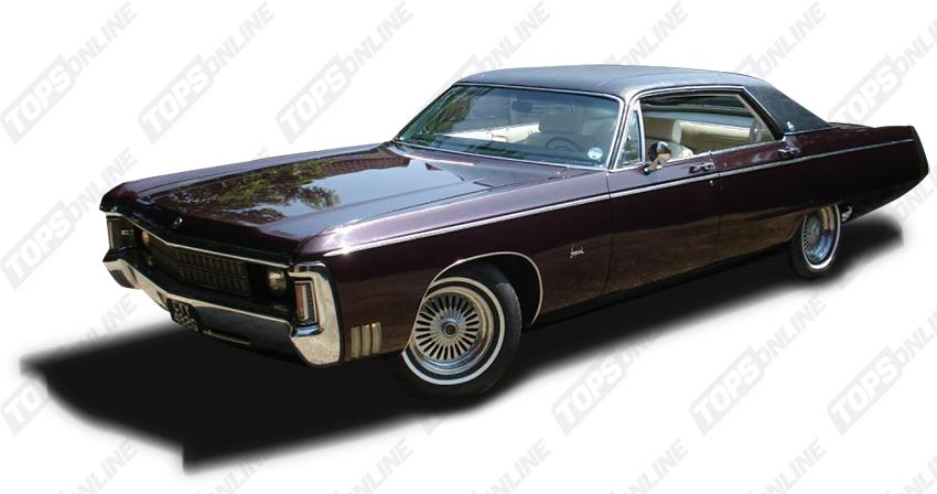 Landau Tops:1969 thru 1992 Chrysler Imperial