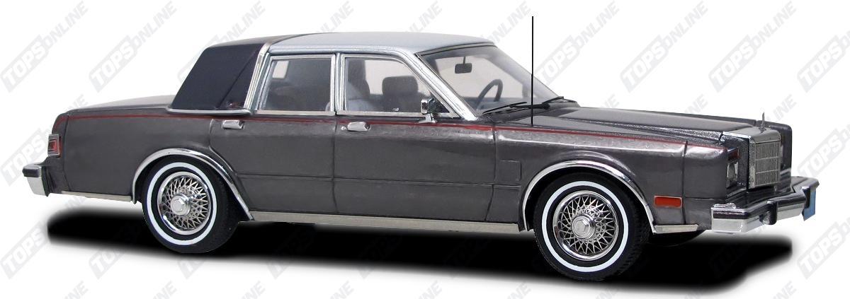 Landau Vinyl Tops Chrysler 5th Avenue 1979 Thru 1994