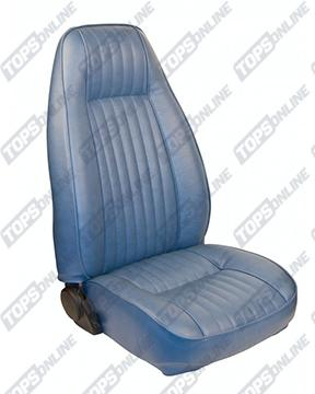 Seat Covers (Factory Style):1982 Ford Mustang Base Model L (Coupe and Hatchback)