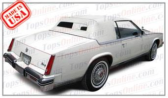 Convertible Tops & Accessories:1983 thru 1985 Cadillac Eldorado & Eldorado Biarritz (ASC Conversion)