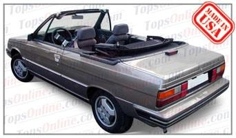 Convertible Tops & Accessories:1985 thru 1987 Renault Alliance