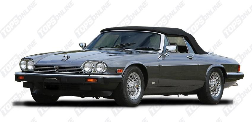 Convertible Tops & Accessories:1986 thru 1988 Jaguar XJ-S (XJS) (Car Craft or H & E Conversion)