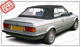 Convertible Tops & Accessories:1986 thru 1993 BMW 318i, 320i, 325i & M3 (E30 Body)