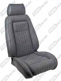 Seat Covers (Factory Style):1987 thru 1989 Ford Mustang LX (Convertible, Coupe and Hatchback)