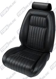 Seat Covers (Factory Style):1990 Ford Mustang LX (Convertible, Coupe and Hatchback)