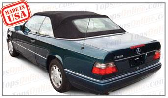 Convertible Tops & Accessories:1990 thru 1996 Mercedes 320CE, E320, 300CE, 220CE, E220, 200CE & E200 Cabriolet (Chassis 124)