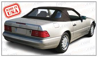 Convertible Tops & Accessories:1990 thru 2002 Mercedes 300SL, 500SL, 600SL, SL320, SL500 & SL600 (Chassis R129)