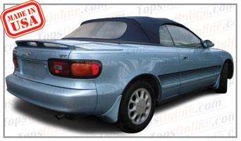 Convertible Tops & Accessories:1991 thru 1993 Toyota Celica & Celica GT (ASC Conversion)