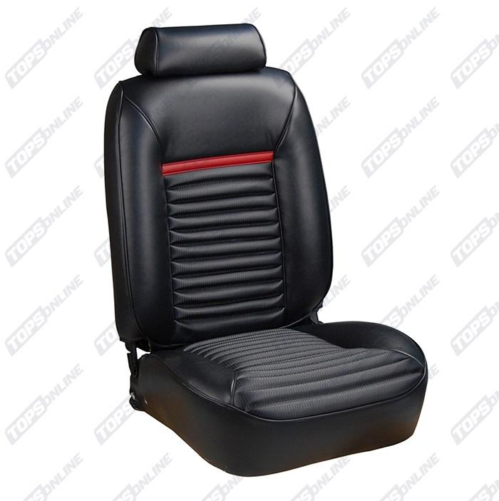 Seat Covers (Factory Style):1992 and 1993 Ford Mustang Mach 1 Sport-GT (Coupe, Convertible and Hatchback)