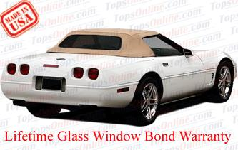 Convertible Tops & Accessories:1994 thru 1996 Chevy Corvette (C4)