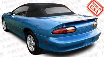 Convertible Top Installation Videos:1994 thru 2002 Chevy Camaro, IROC, RS & Z28 (Fourth Gen)