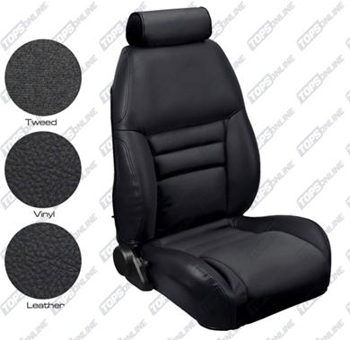 Seat Covers (Factory Style):1997 and 1998 Ford Mustang GT (Convertible and Coupe)