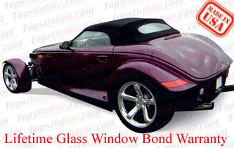 Convertible Tops & Accessories:1997 thru 2002 Plymouth Prowler