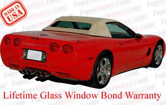 Convertible Tops & Accessories:1998 thru 2004 Chevy Corvette (C5)