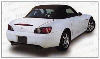 Convertible Tops & Accessories:1999 thru 2001 Honda S2000