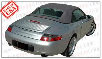 Convertible Tops & Accessories:1999 thru 2001 Porsche 911 - 996 Carrera & Carrera 4 Cabriolet
