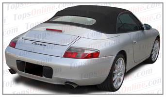 Seat Covers (Factory Style):1999 thru 2005 Porsche 911 - 996 Carrera, Carrera 4 & Turbo