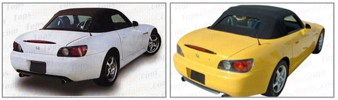 Convertible Top Installation Videos:1999 thru 2009 Honda S2000