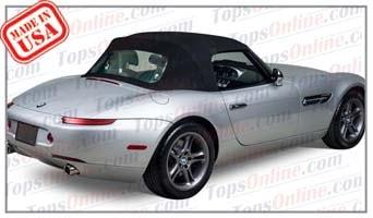 Convertible Tops & Accessories:2000 thru 2003 BMW Z8 Alpina Roadster (E52 Body)