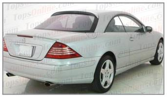 Seat Covers (Factory Style):2000 thru 2006 Mercedes CL500, CL600, CL55 & CL65 (C215 Chassis)