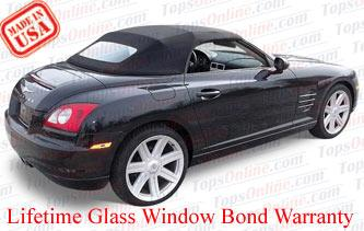 Convertible Tops & Accessories:2004 thru 2008 Chrysler Crossfire