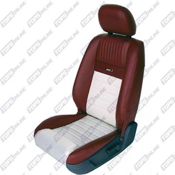 Seat Covers (Factory Style):2005 thru 2007 Ford Mustang Pony Style (Convertible and Coupe)