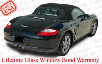 Convertible Tops & Accessories:2005 thru 2012 Porsche Boxster & Boxster S (987)